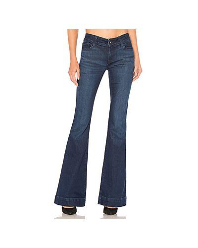 Широкие джинсы J Brand
