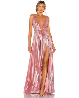 Вечернее платье на молнии с разрезом Bronx And Banco