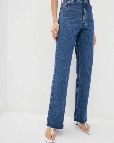 Широкие джинсы - синие Evolve