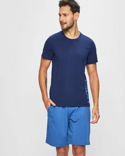 Пижама с принтом темно-синий Strellson
