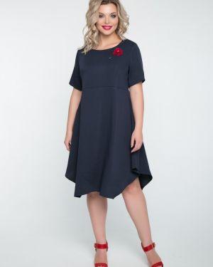 Платье мини на пуговицах платье-сарафан тм леди агата