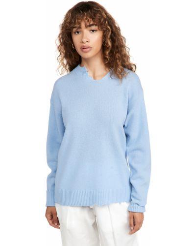 Пуловер с декольте Tibi