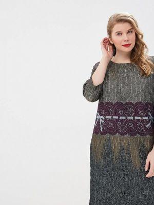 Платье - серое Forus