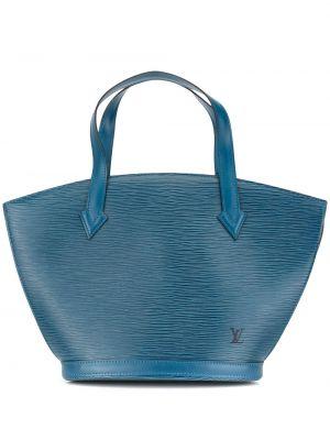 Skórzana torebka na ramię z uchwytem Louis Vuitton Pre-owned