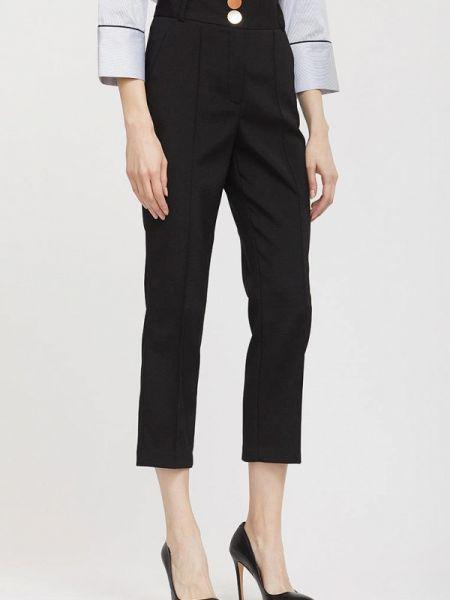 Черные классические брюки с карманами Charuel
