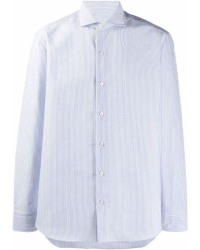 Классическая рубашка узкого кроя Salvatore Piccolo