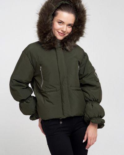 Зимняя куртка утепленная осенняя Dlys