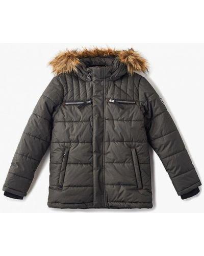 Куртка теплая зеленый Luhta