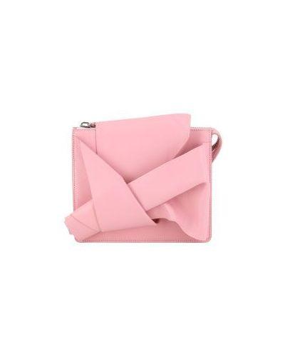 Клатч розовый No.21