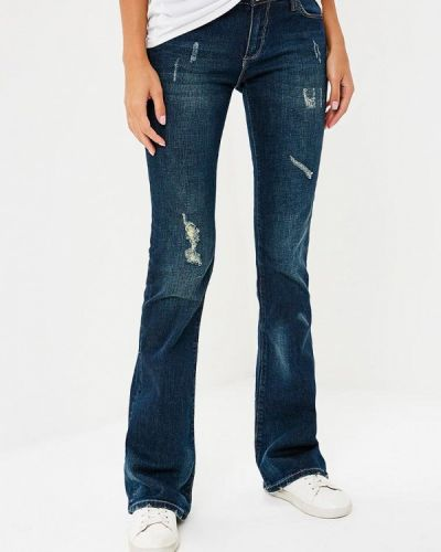 Расклешенные джинсы широкие Gaudi