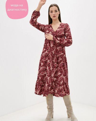 Повседневное красное платье Wallis