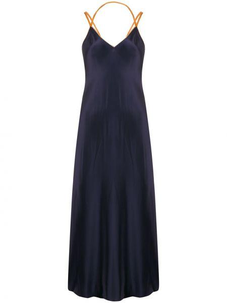 Платье платье-комбинация на бретелях Helmut Lang