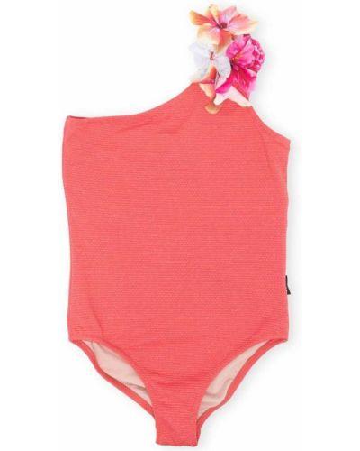 Красный купальник без рукавов стрейч Molo Kids