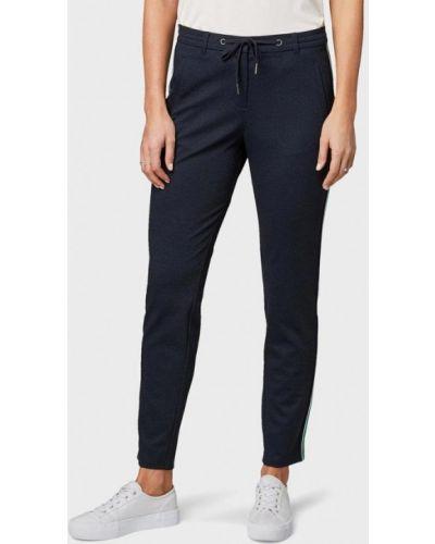 Синие спортивные брюки Tom Tailor