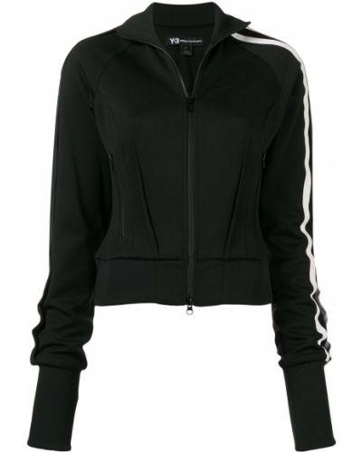 Черная спортивная куртка Y-3