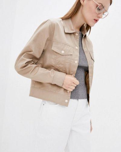 Джинсовая куртка - бежевая Dasti