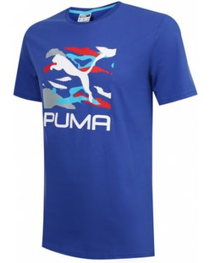 Футболка с логотипом турецкий Puma