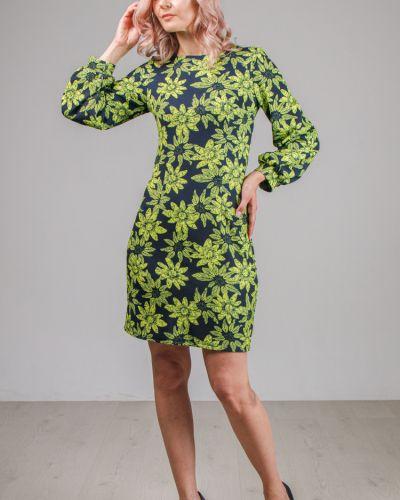 Прямое приталенное платье-футляр на молнии с подкладкой Lila Classic Style