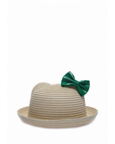 Шляпа бежевый итальянский Solorana
