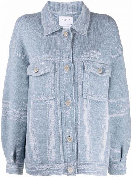 Niebieskie klasyczne jeansy Barrie