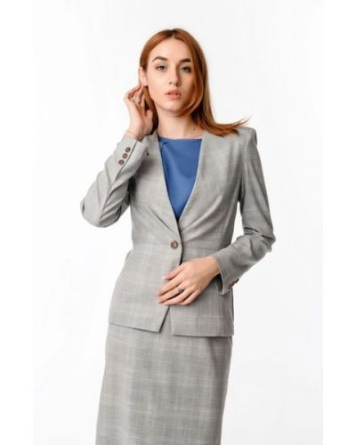 Пиджак - серый Alito