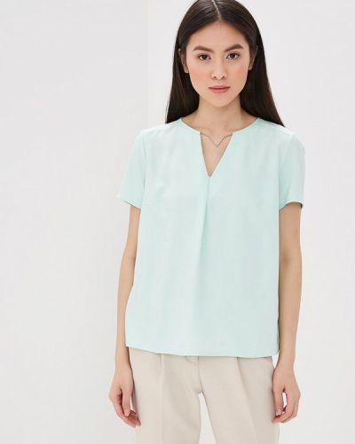 Бирюзовая блузка Zarina