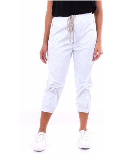 Białe spodnie Rick Owens
