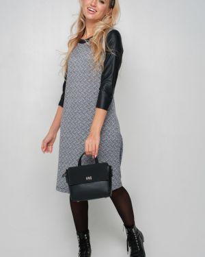 Платье мини короткое Leleya