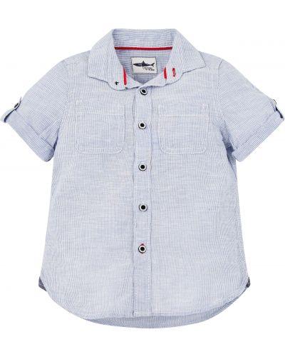 Рубашка голубой Mothercare