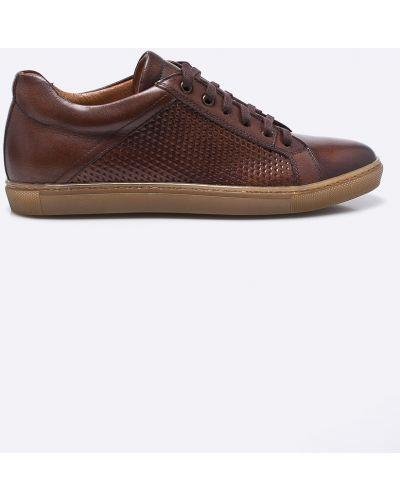 Коричневые туфли Domeno