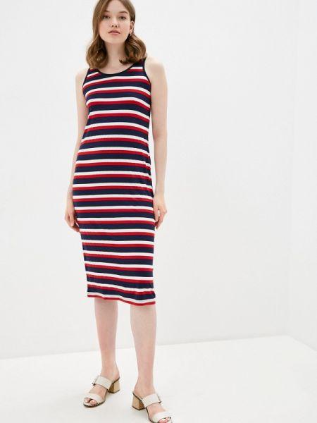 Разноцветное платье Relax Mode