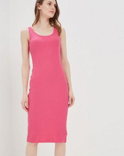 Розовое платье весеннее Brave Soul