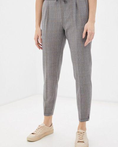 Повседневные серые брюки Q/s Designed By