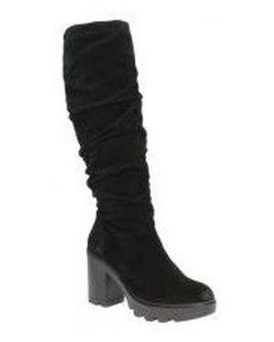 Czarne kozaki Hangar Shoes