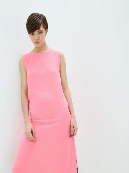Розовое платье Ice Play
