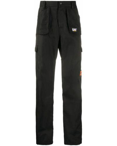Spodnie - czarne Heron Preston