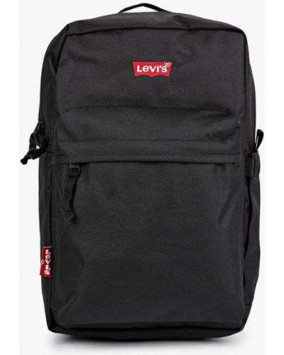 Городской черный рюкзак Levi's®