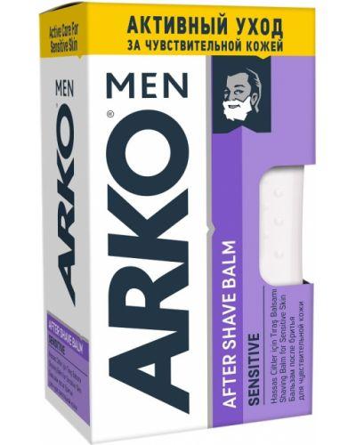 Кожаный бальзам для бритья Arko