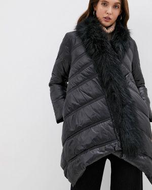 Утепленная куртка - черная Love Republic