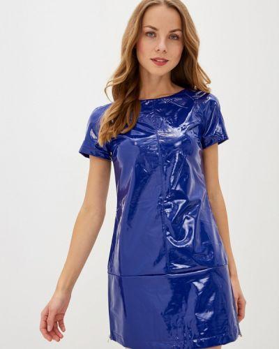 Платье осеннее кожаное You&you