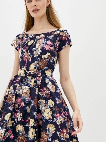 Платье с открытыми плечами Martina Marini