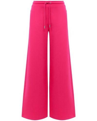 Розовые брюки свободного кроя из плотной ткани Opening Ceremony