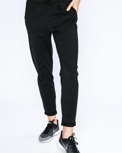 Черные брюки прямые Only Play