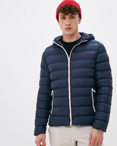 Утепленная синяя куртка Felix Hardy
