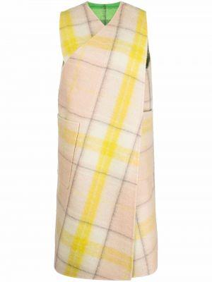 Шерстяное платье миди Sofie D'hoore