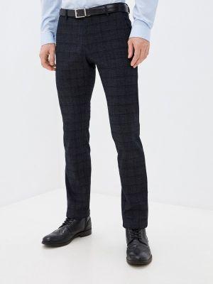 Прямые брюки - серые Galvanni