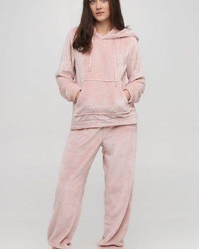 Плюшевая пижама - розовая Naviale