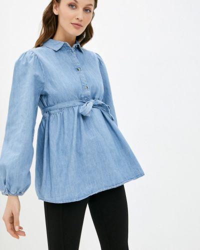 Джинсовая рубашка Mama.licious