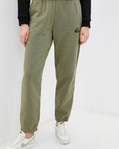 Спортивные брюки - хаки Quiksilver