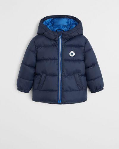 Куртка теплая короткий Mango Kids